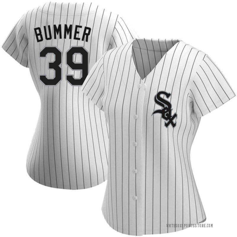 Women's Aaron Bummer Chicago White Sox Authentic White Home Jersey